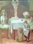 Family portrait, 1954.