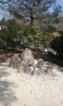 Buddha at Kinkakuji.