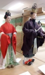 Costume Museum, ceremonial costumes.