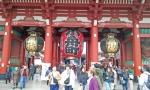 Sensō-ji temple .