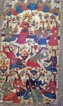 Indian textile.