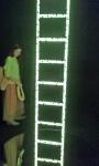 Kusama, Ladder to Heaven, 2019.