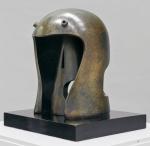 Copy of Helmet Head No1 1950 bronze.