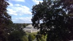 Temperate House from Treetop Walkway.