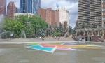 Olympic plaza 3.