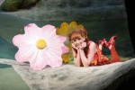 Aoife Miskelly as Vixen The Cunning Little Vixen Photocredit Richard Hubert Smith 4416.