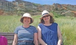 Pam and I near the cliff.jpg