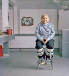 Inuit artist.