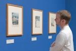 William Blake at Tate Britain, install view. Copyright Tate (Seraphina Neville) 7.