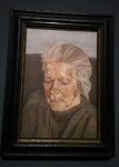 Freud_Portrait of his mother.