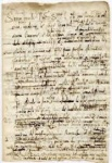 Letter to Pope Leo X.
