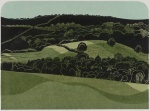 Robert Tavener, Jevington and Friston, undated. ©The Artist's Estate. Towner Eastbourne.