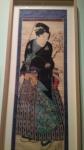 A fashionable youth, Utagawa Kunisada.