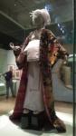 High-ranking courtesan, outer kimono.