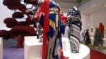 Kimono ensemble, Yoshiki.