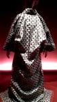 Outer kimono made from European silk.