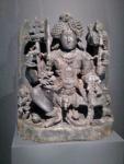 Bhairava and his followers.