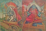 Goddesses of wisdom.