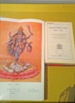 Kali, frontespiece of Political Trouble in India.
