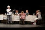 Anne-Marie Owens, Peter Hoare, Soraya Mafi, Jeffrey Lloyd Roberts, Sarah Minns. Credit Richard Lewisohn.