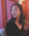 headshot - Tingying Dong - sound designer.