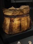 Fishskin bag.