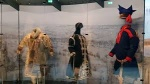 Siberian costumes.