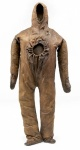 Whaling suit, sealskin.