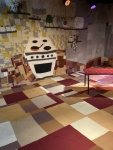 Geraldine Williams' patchwork set
