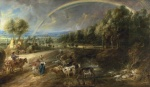Peter Paul Rubens, The Rainbow Landscape, c. 1636 © Trustees of The Wallace Collection, London.