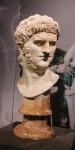 Caricature of Nero.
