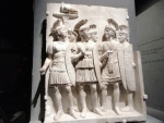 Soldiers of the Praetorian Guard.