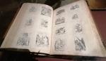 Album of proofs, 1865.