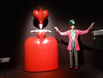 Bob Crowley, 2010, The Queen of Hearts and the Mad Hatter.