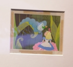 Mary Blair, Alice and the caterpillar.