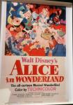 Poster 1951, Walt Disney.