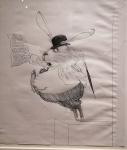 Ralph Steadman, The White Rabbit.