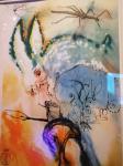 Salvador Dalí, Alice's evidence.