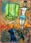 Yellow Crucifixion
