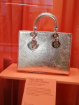 'Lady Dior' handbag.