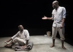 The Island_ (L-R) Edward Dede as Winston and Mark Springer as John  (c) Joel Fildes.